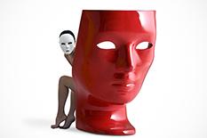 новая сексуальность в дизайне, мебель, дизайн